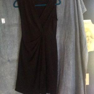 Little black dress by Halston